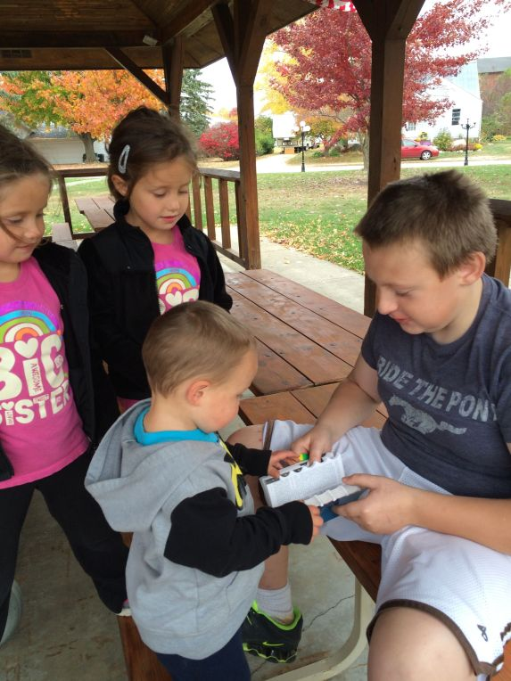 No greater thing than our kiddos learning to share Jesus